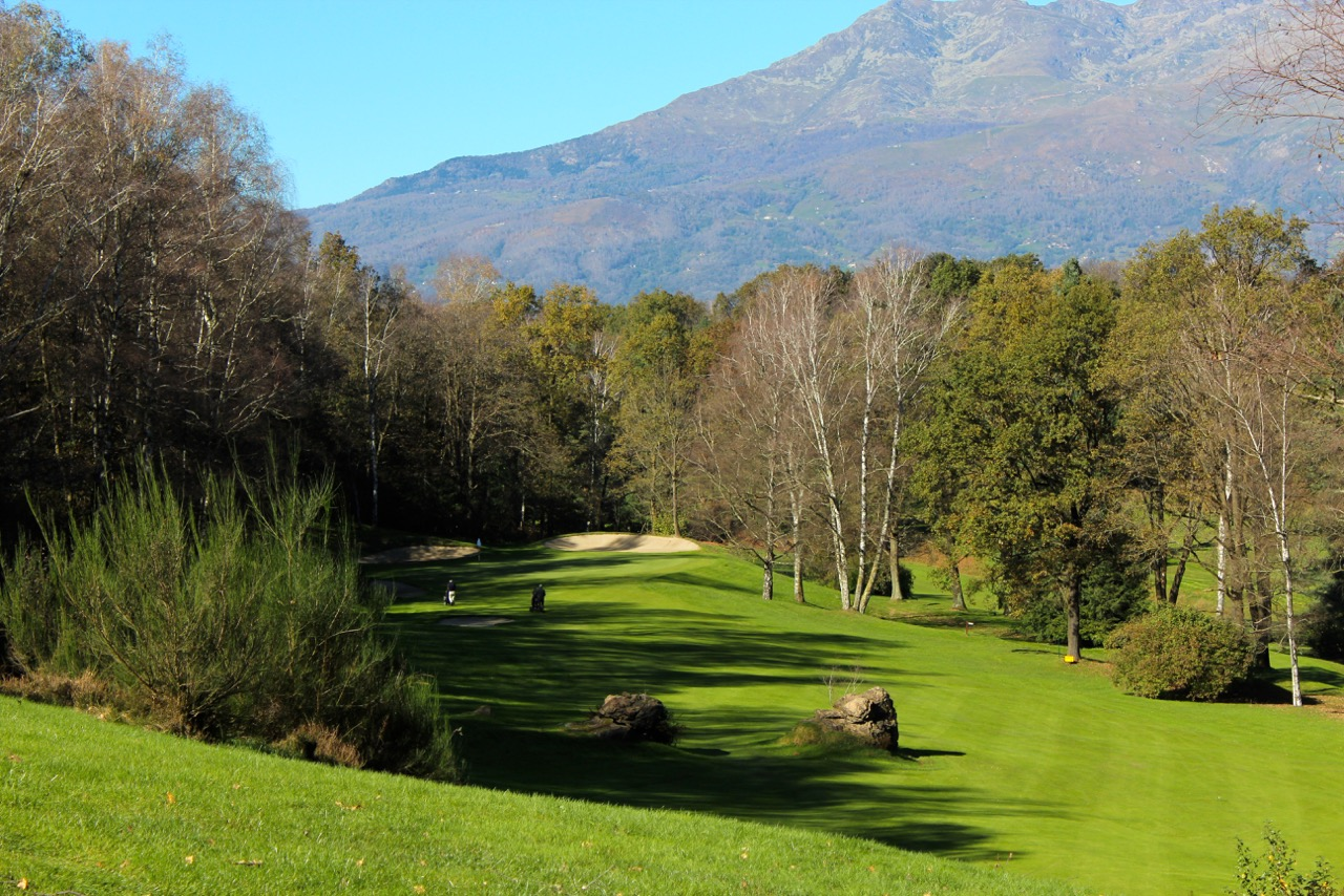 Golf Club Biella- hole 16