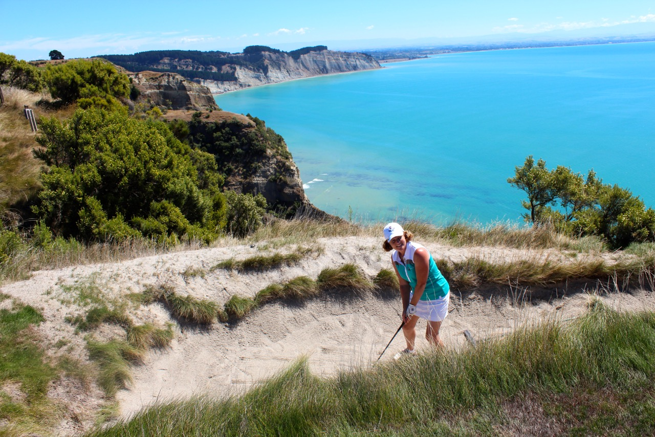 Cape Kidnappers GC