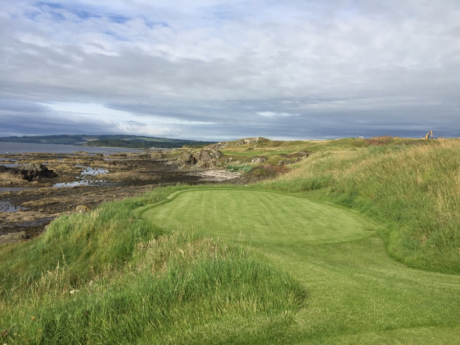 Turnberry Golf Resort- hole 11
