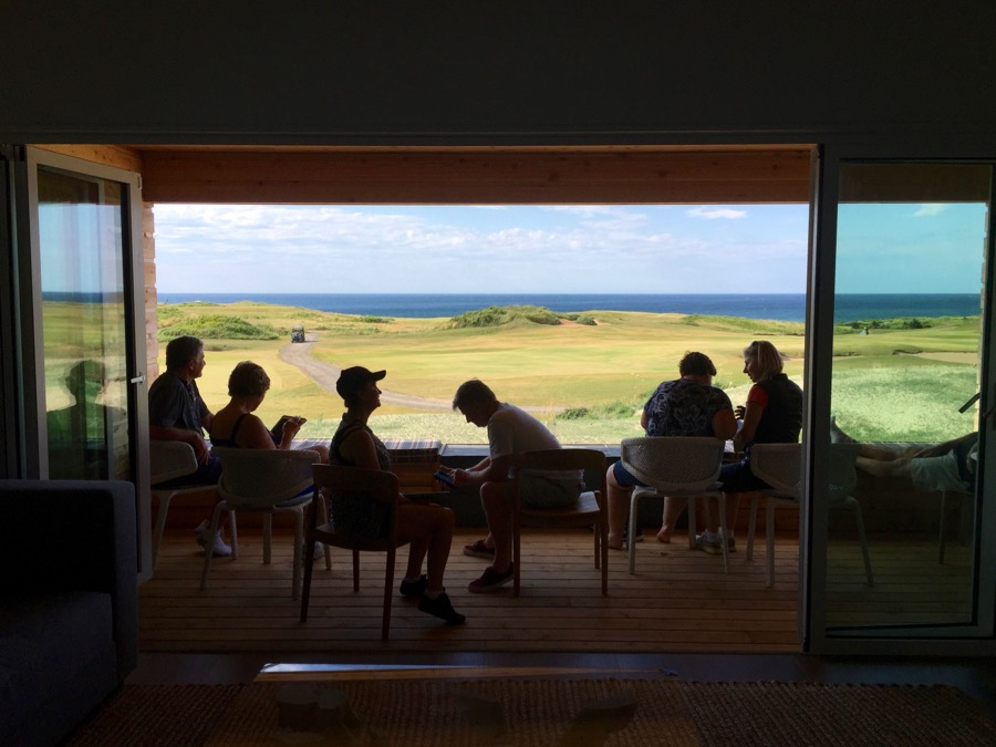Villa at Cabot Links