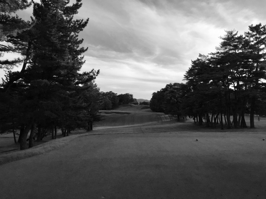 Hole 17, Naruo GC