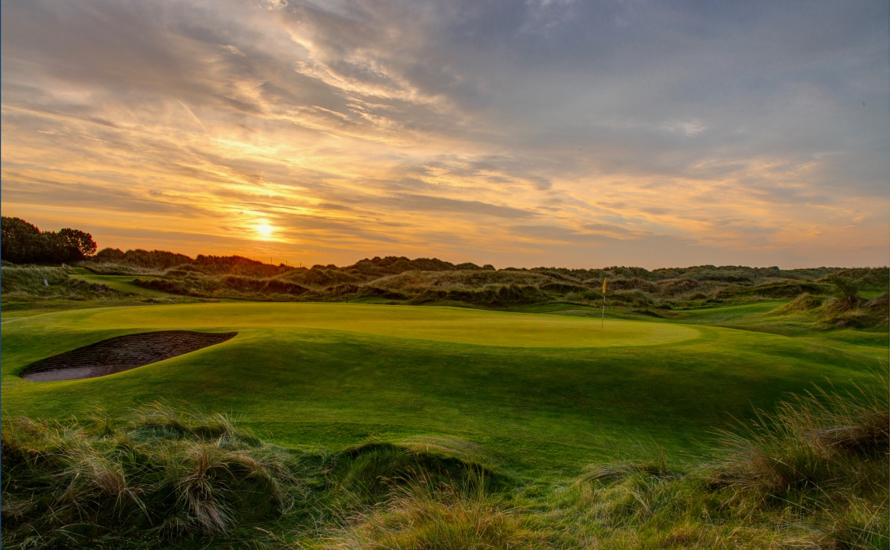 Portmarnock Links- hole 10