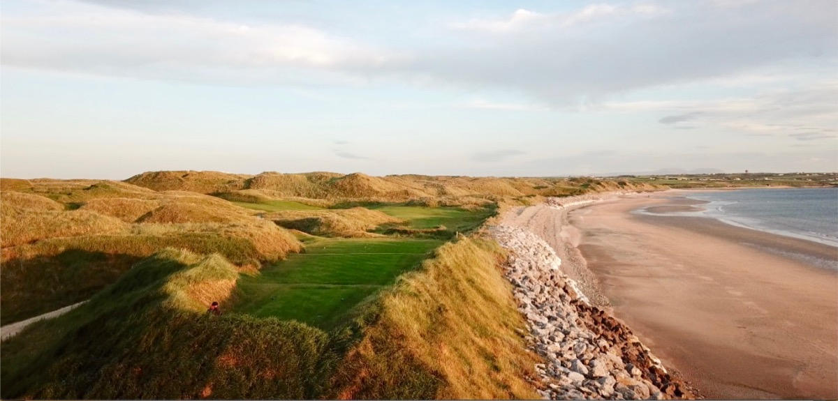 Ballybunion GC- Old Course: hole 16