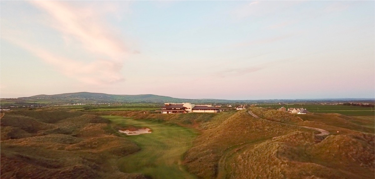 Ballybunion GC- Old Course: hole 18