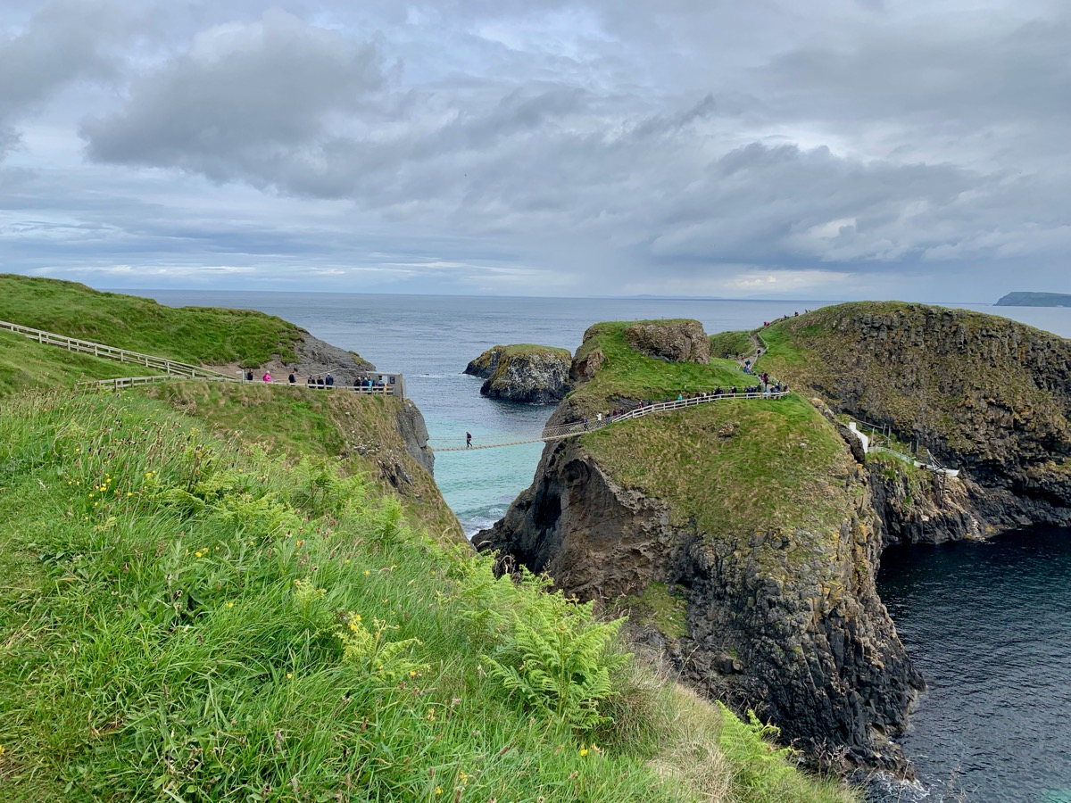 Carrick- a- rede bridge