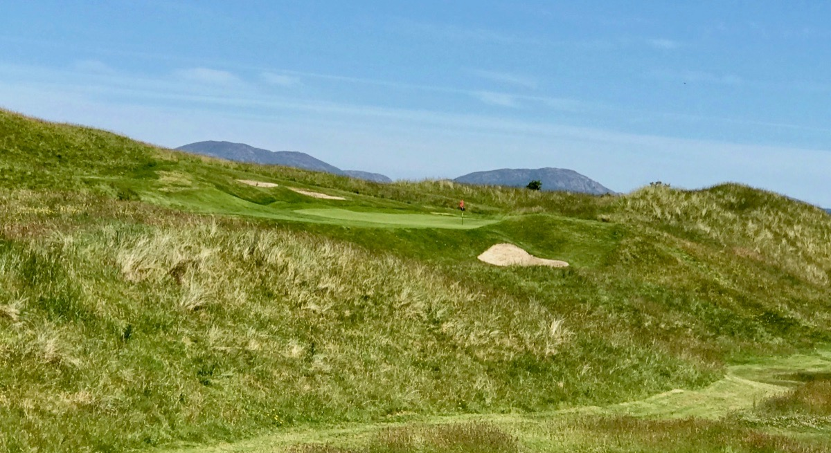 Donegal GC- hole 5