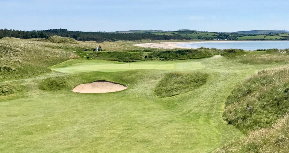 Donegal GC- hole 8