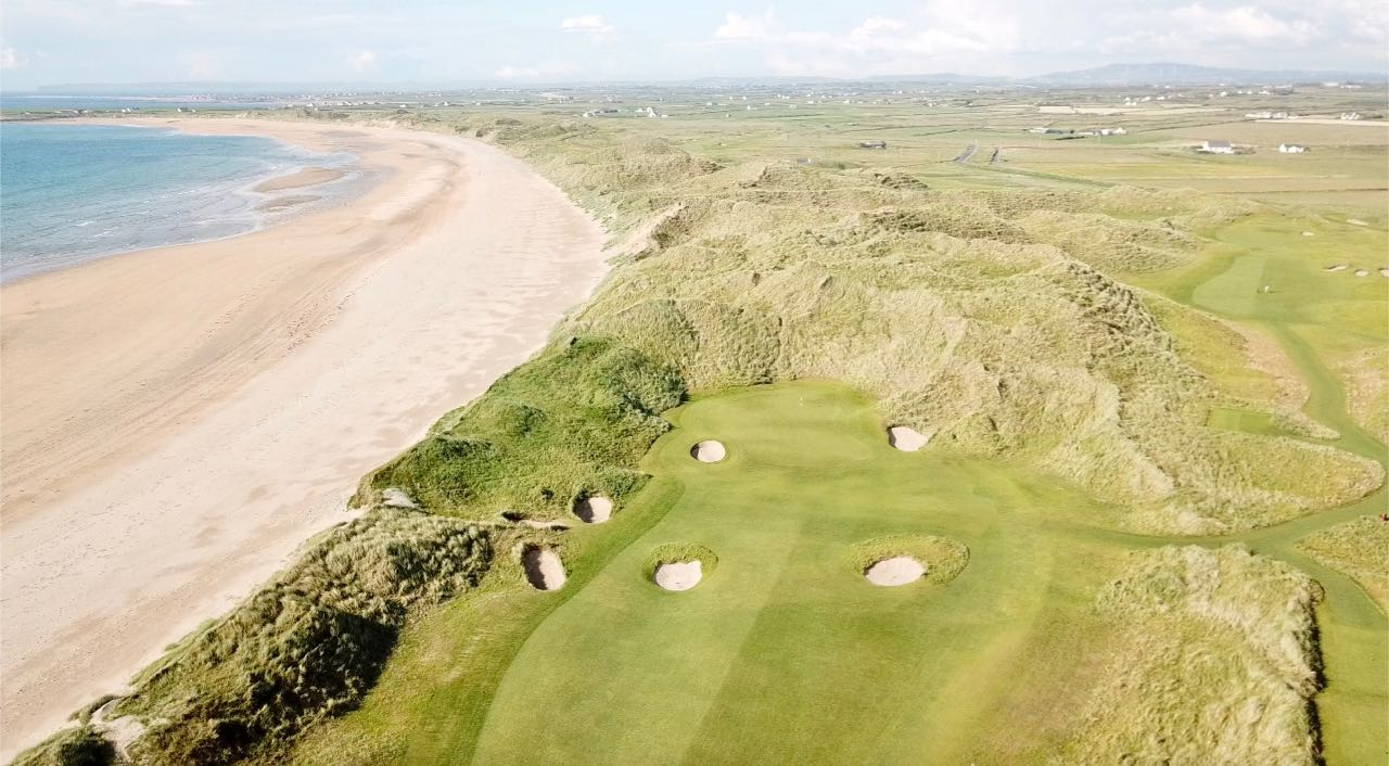 Doonbeg Golf Links- hole 1