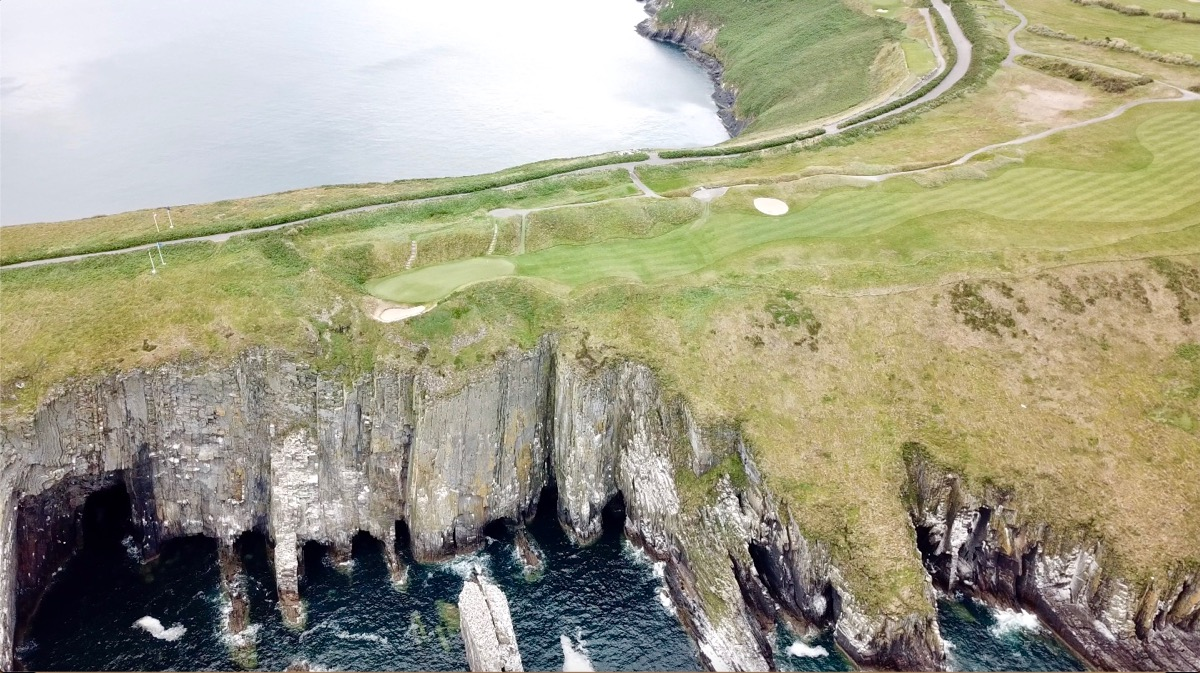 Old Head Golf Links- hole 12