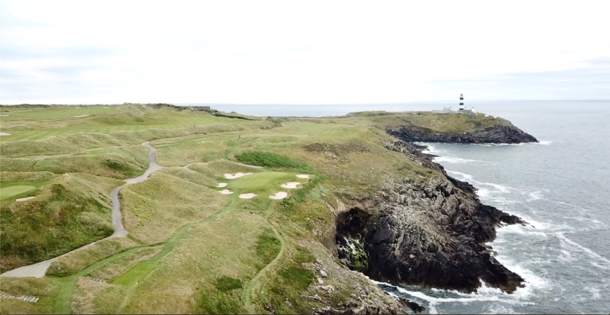 Old Head Golf Links- hole 16