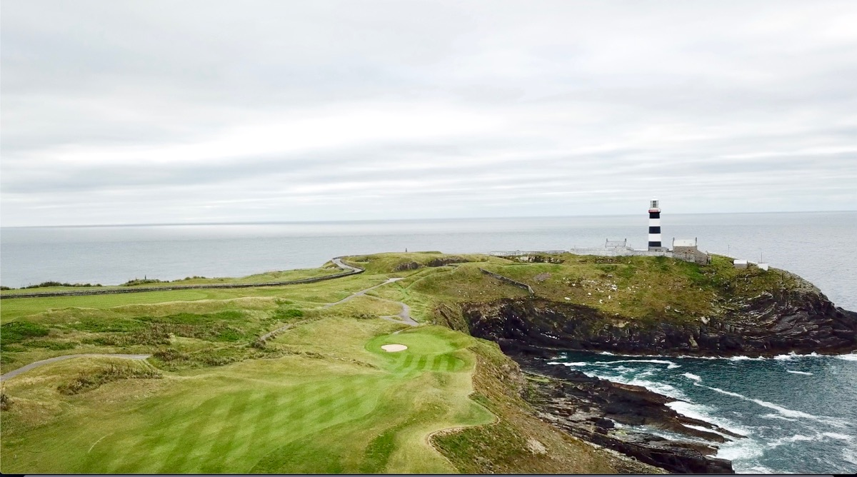 Old Head Golf Links- hole 17