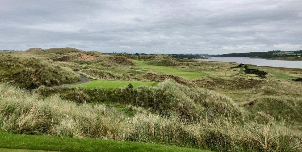 Portstewart GC- Strand Course- hole 5