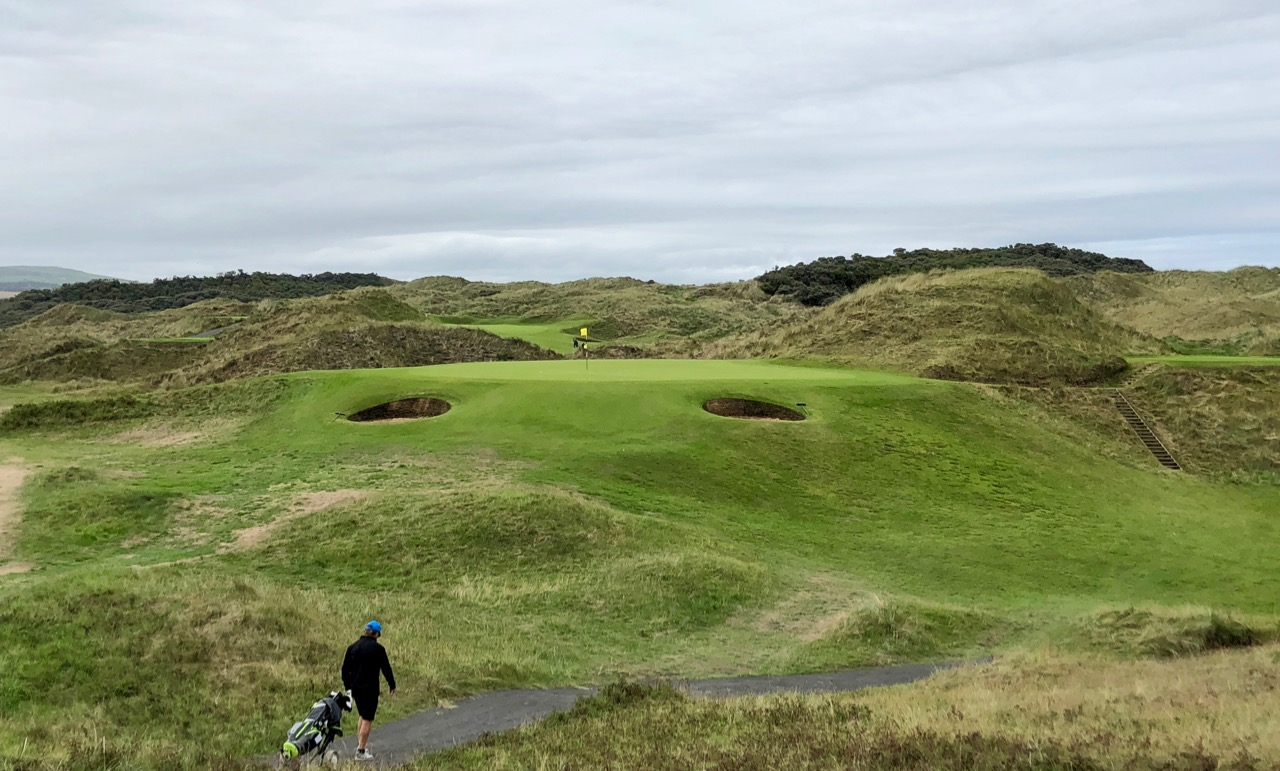 Portstewart GC- Strand Course- hole 6