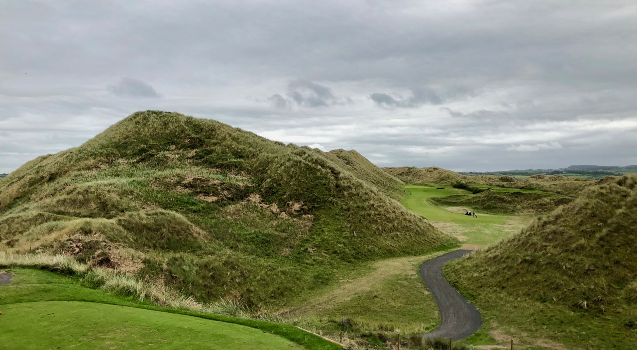 Portstewart GC- The Strand Course- hole 2