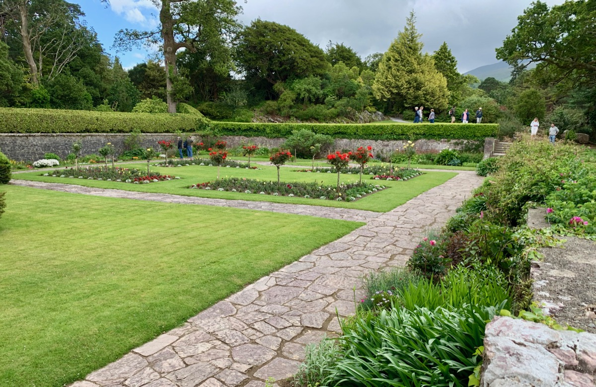The Gardens of Muckross House