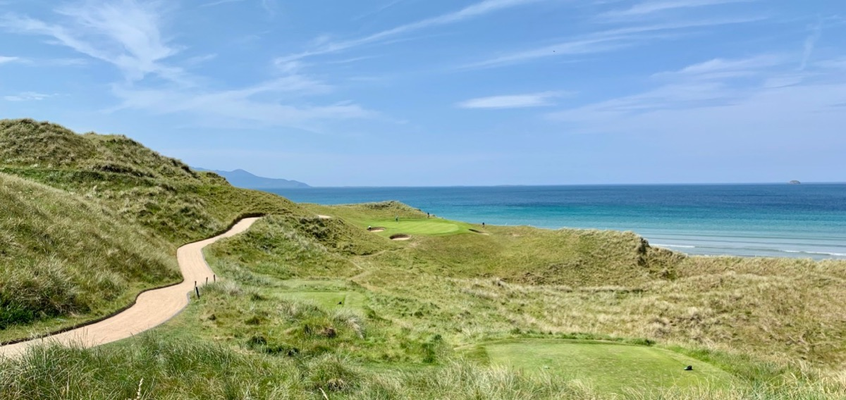 Tralee Golf Links- hole 15