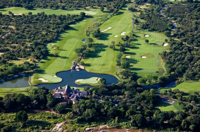 Leopard Creek overhead
