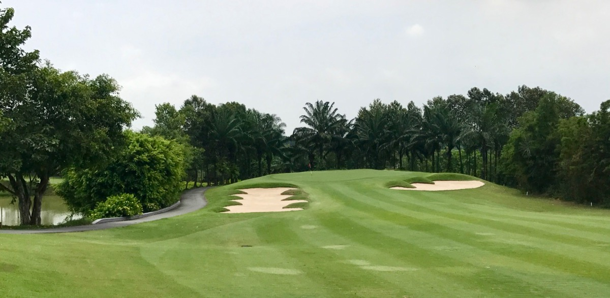 Long Thanh GC- Hill Course- hole 5