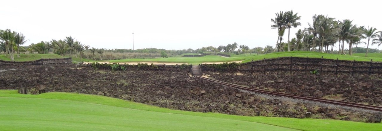 Mission Hills Haikou- Stone Quarry course