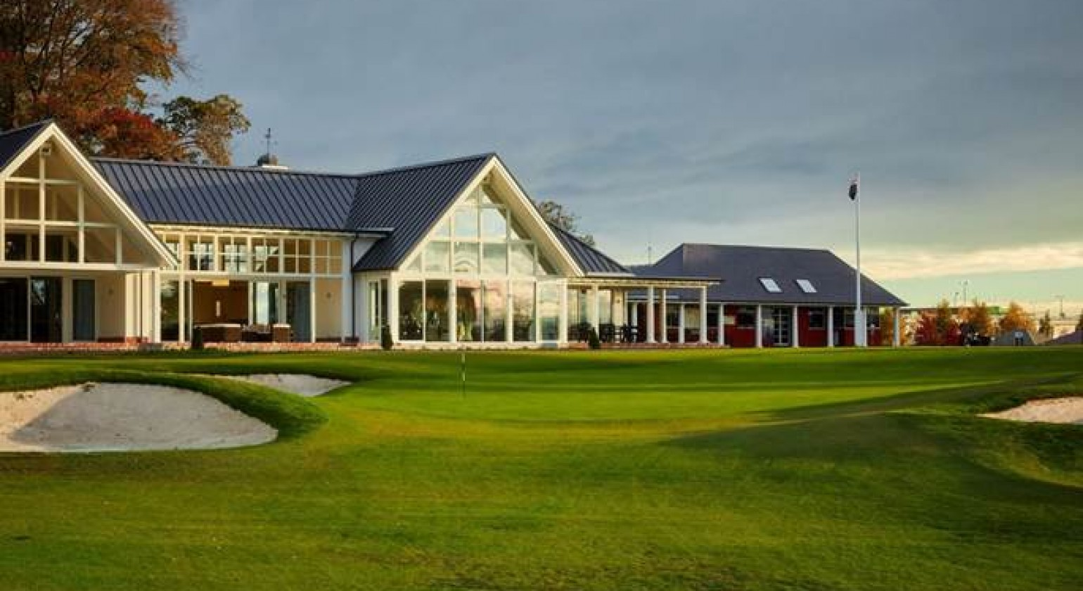 Christchuch Golf Clubhouse