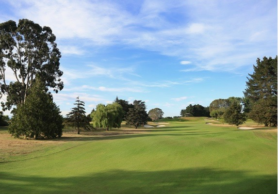 Christchurch GC- hole 10