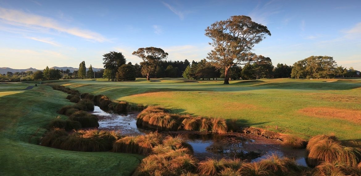 Christchurch GC