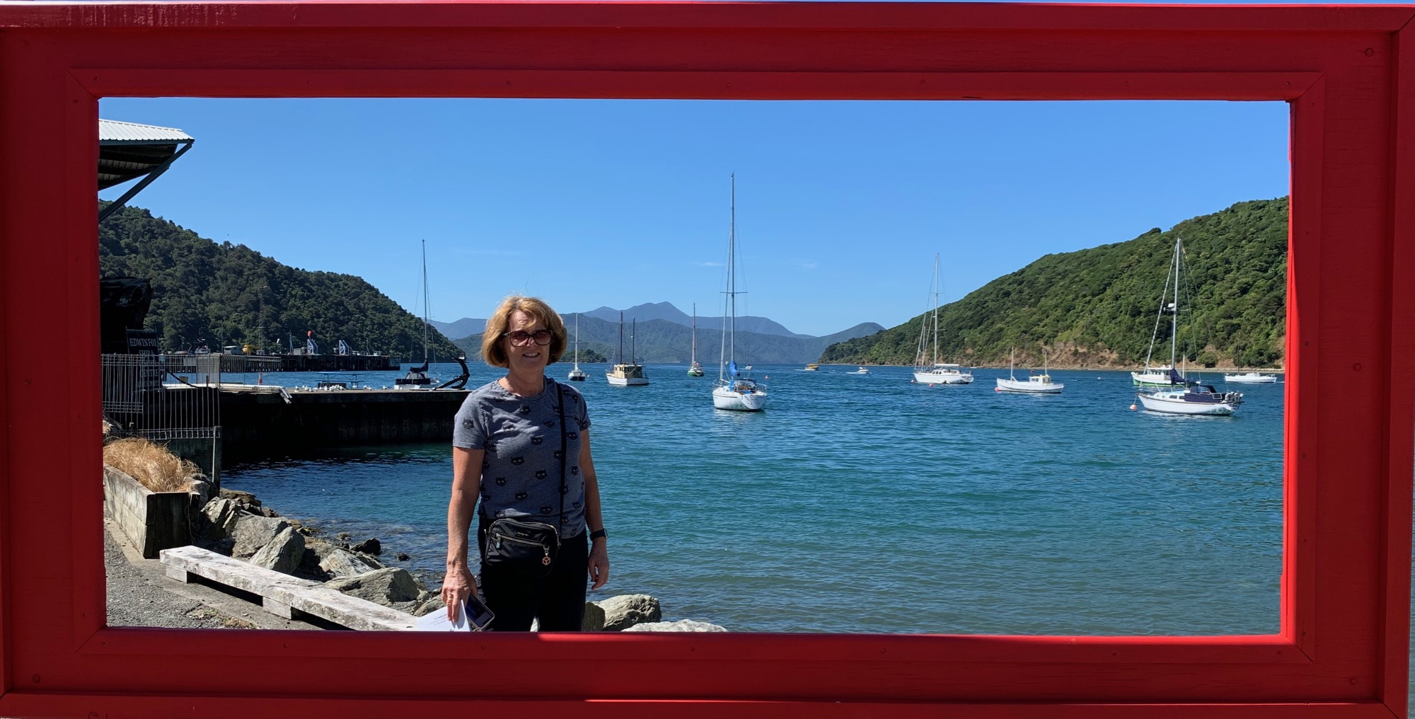 Pretty as a picture in Picton