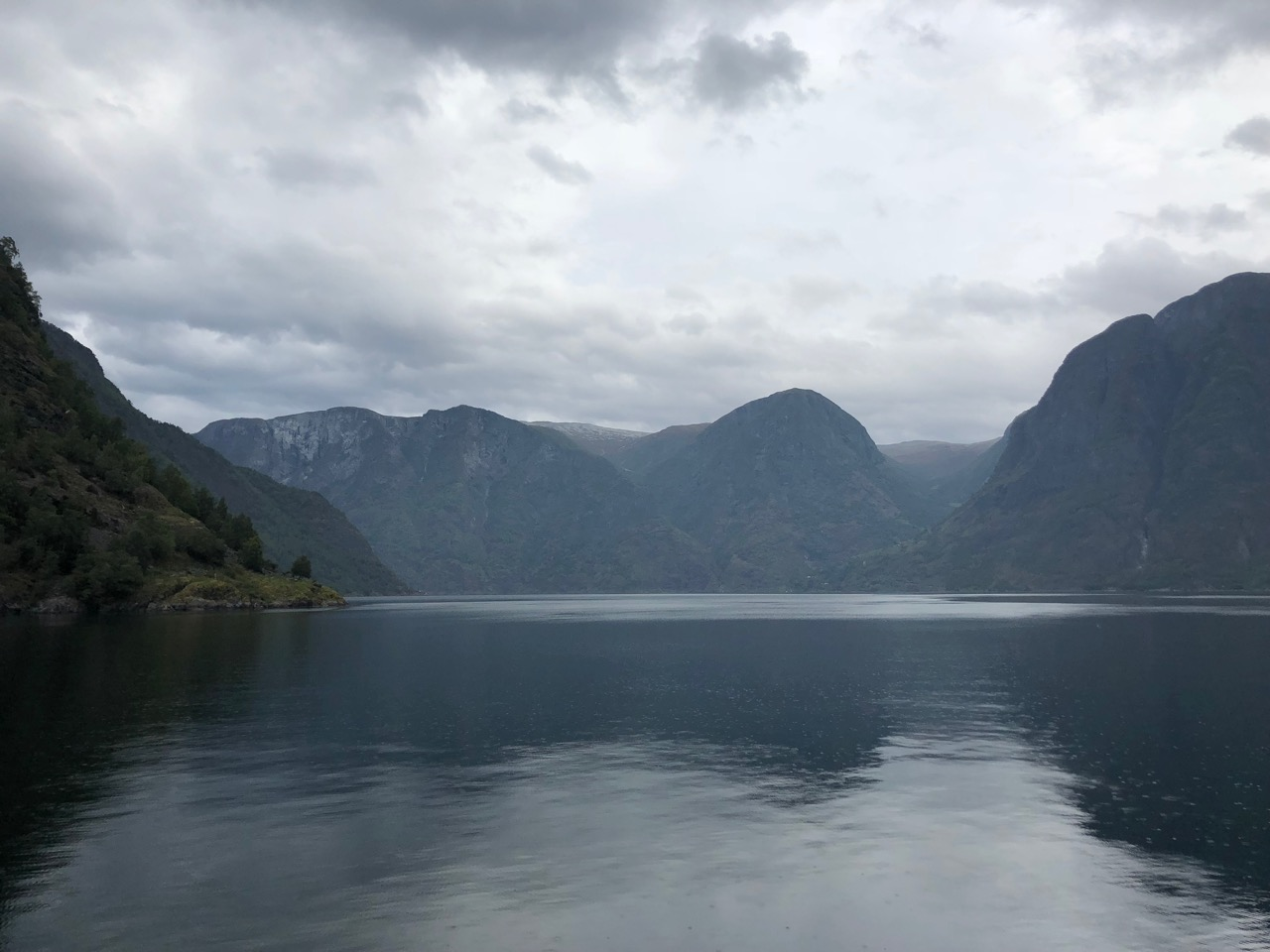 From Flan along the Fjord by Ferry
