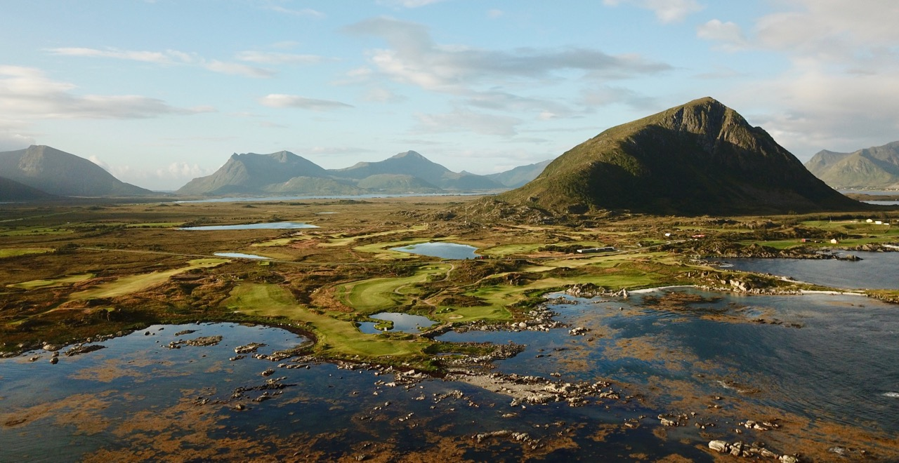 Lofoten Links-  hole 17