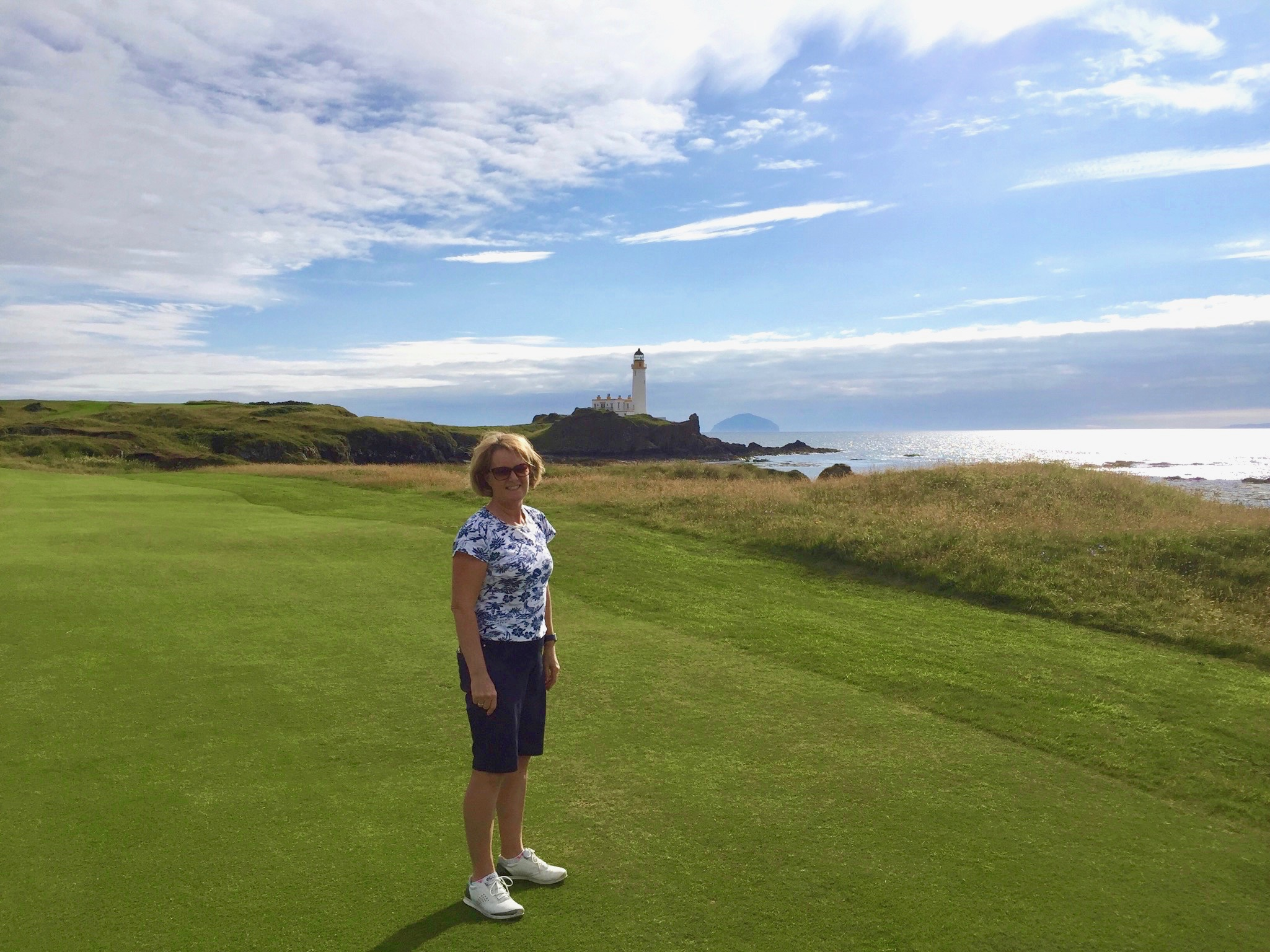 Heather at Turnberry
