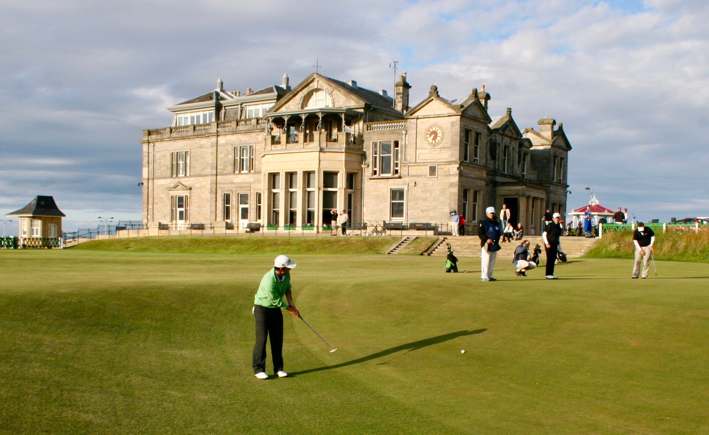 St Andrews Rory