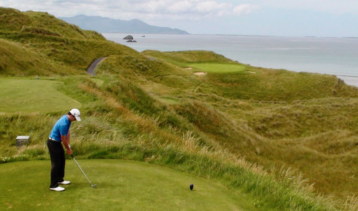 Tralee Par 3 Rory