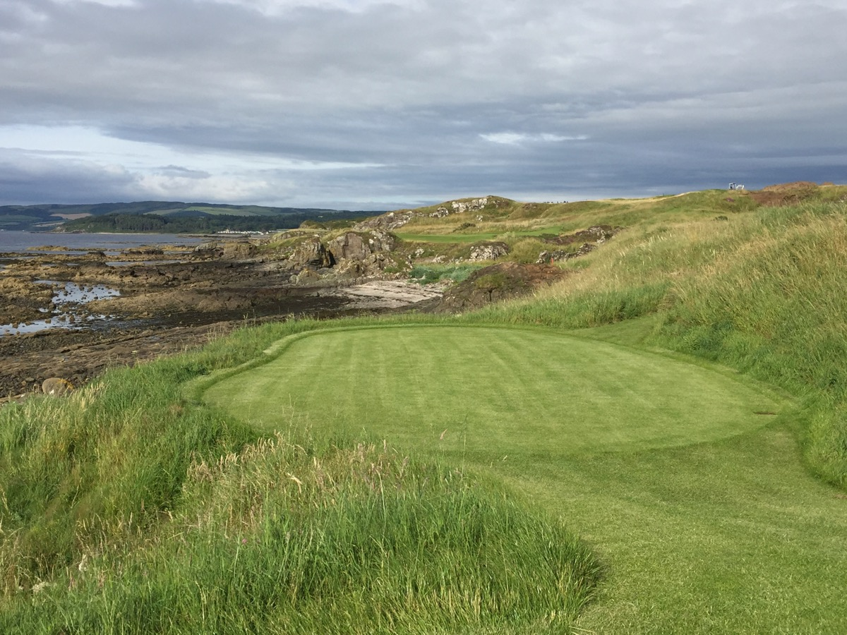 Turnberry Resort- hole 11