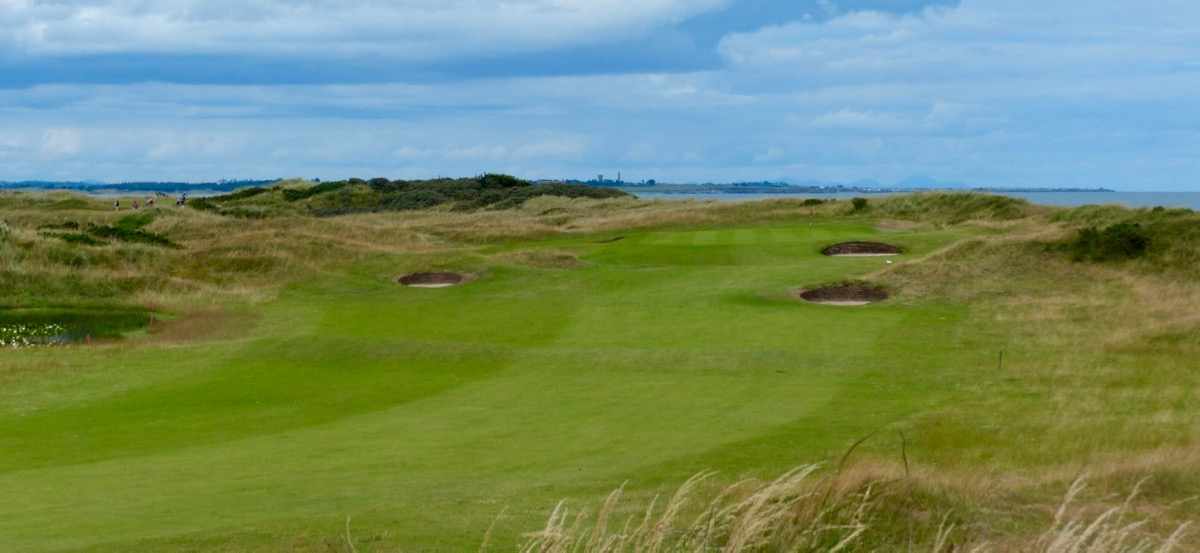 Portmarnock GC- hole 1