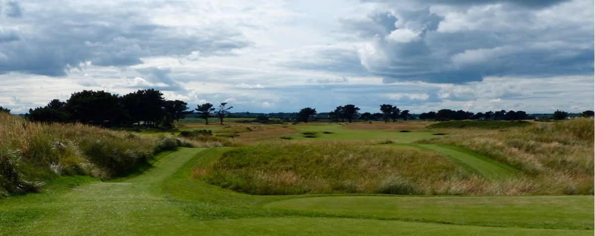 Portmarnock GC- hole 13