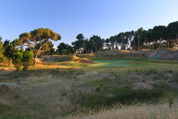 Royal Adelaide GC- hole 11