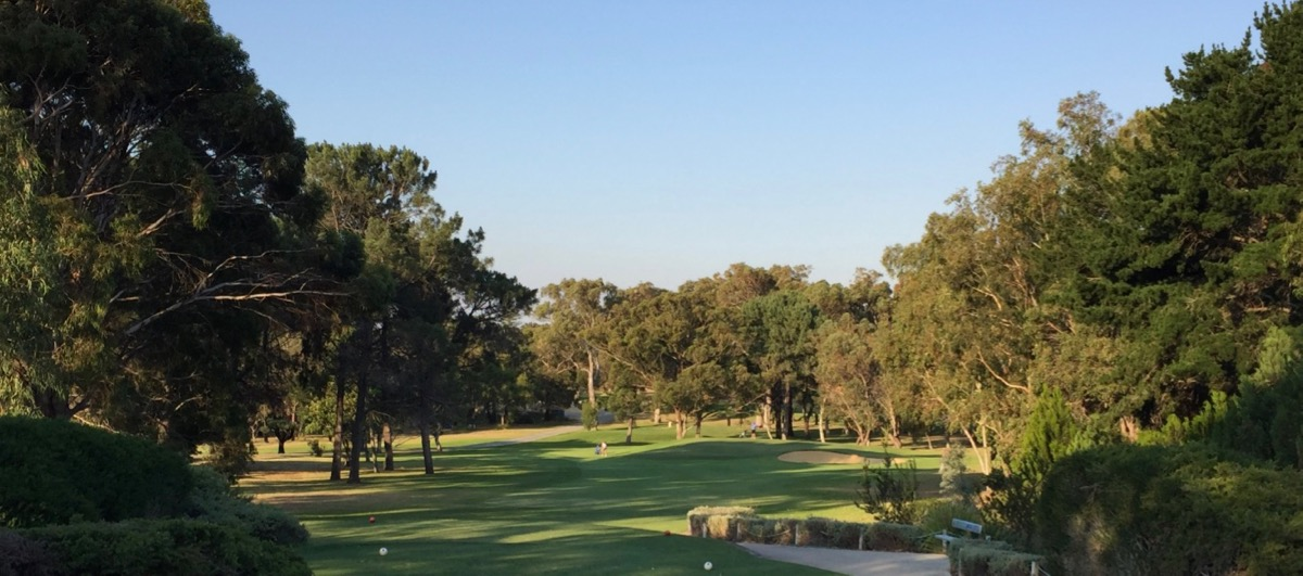 Royal Fremantle GC-  hole 8