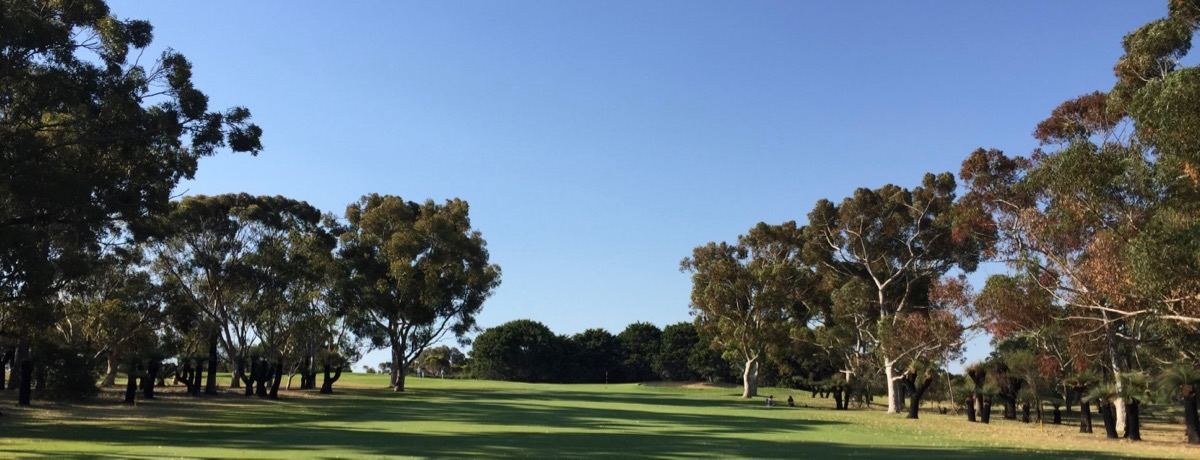 Royal Fremantle GC- Hole 4