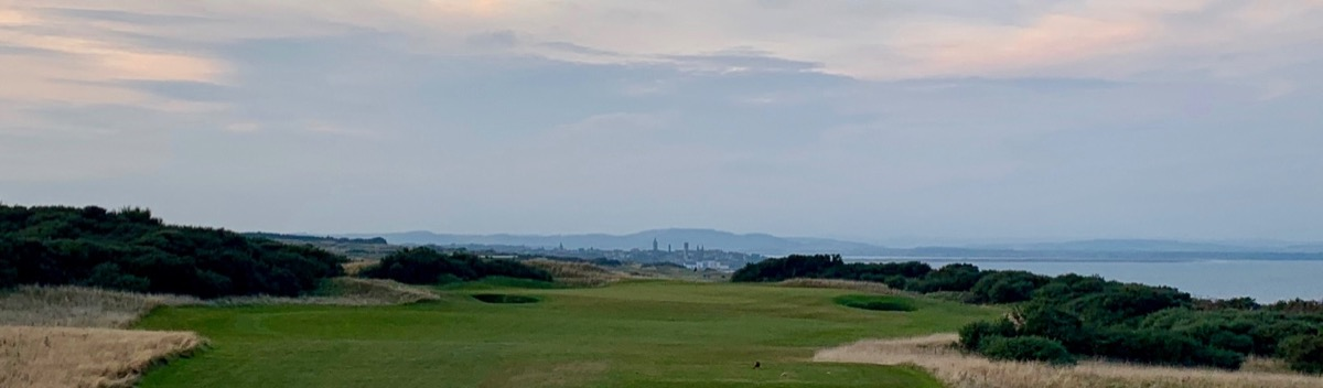 Fairmont St Andrews- Torrance Course- hole 11
