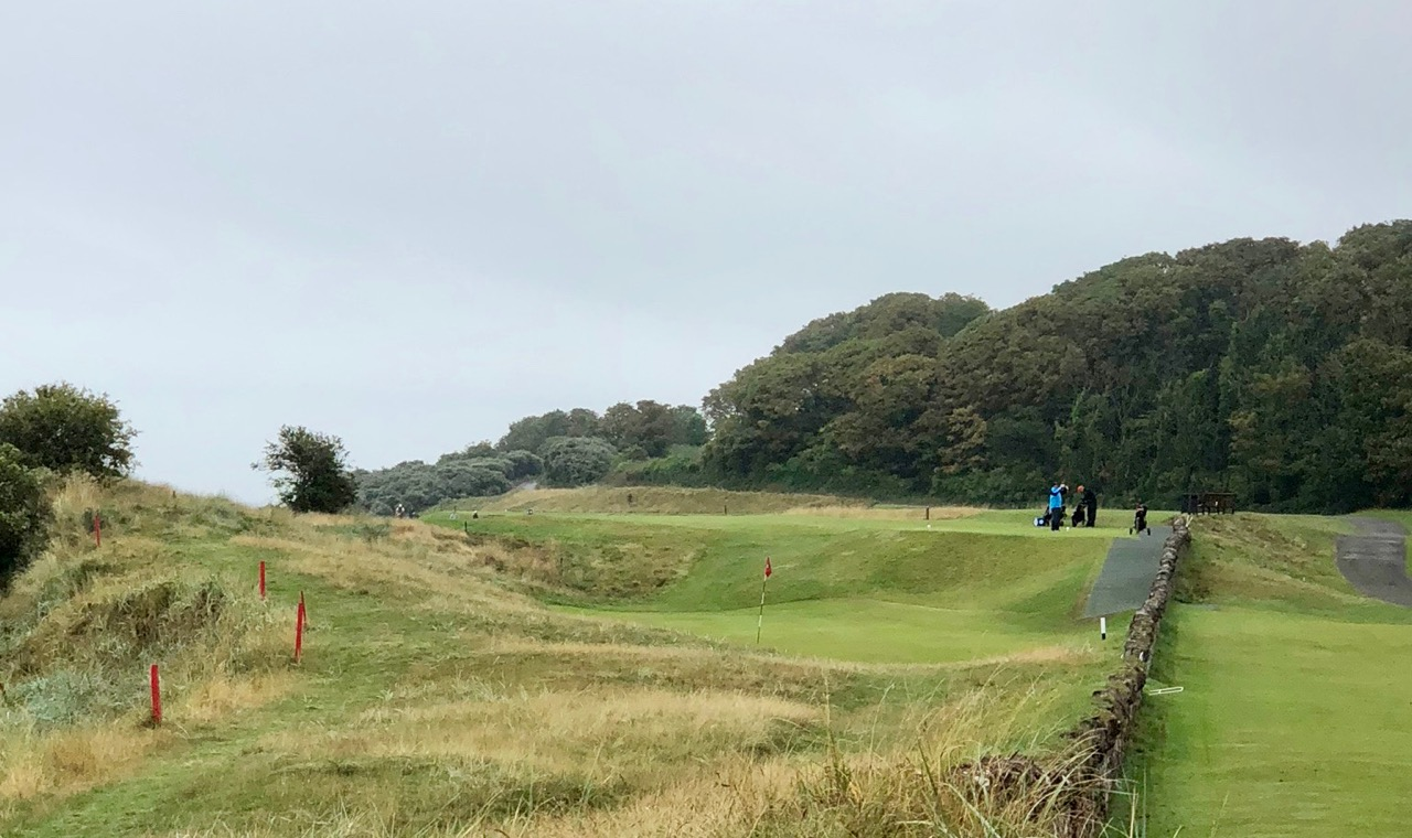Nth Berwick- hole 13 'The Pit'