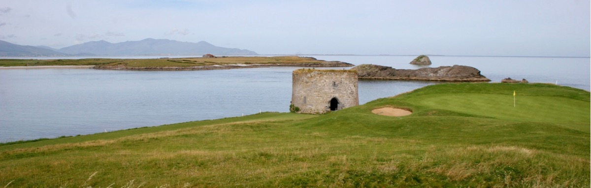 Tralee- hole 3 'Castle'