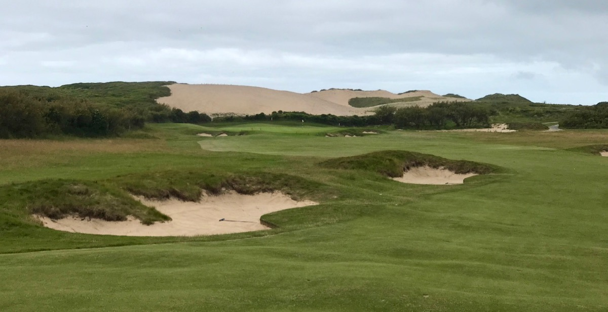Trevose GC- hole2