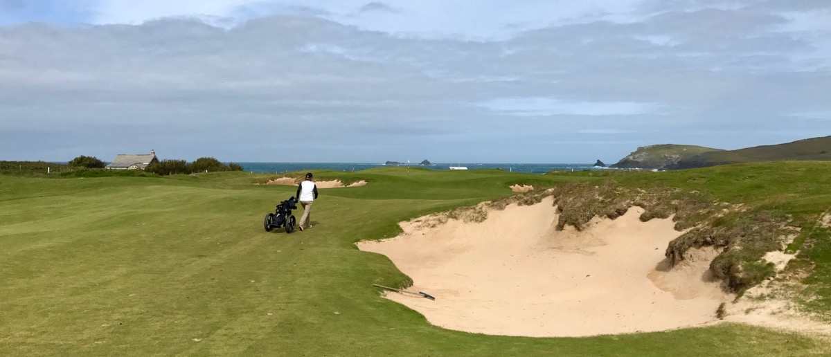 Trevose GC- hole 4