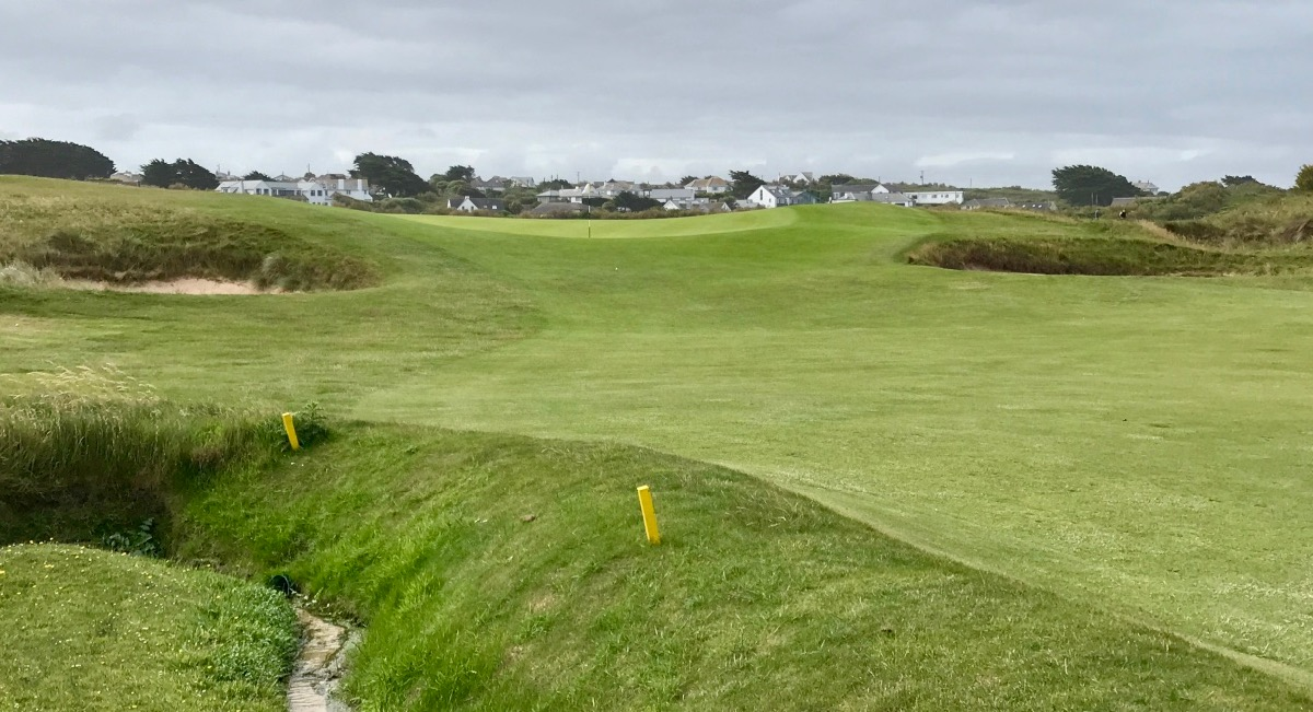 Trevose GC- hole 7