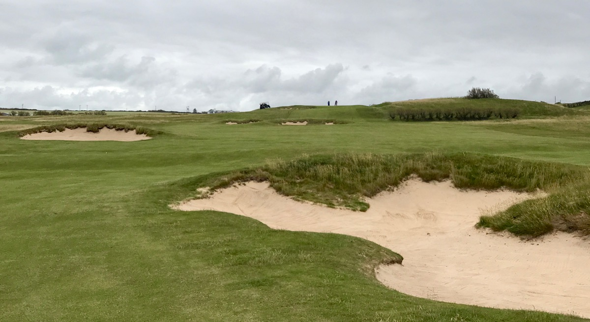 Trevose GC- hole 9