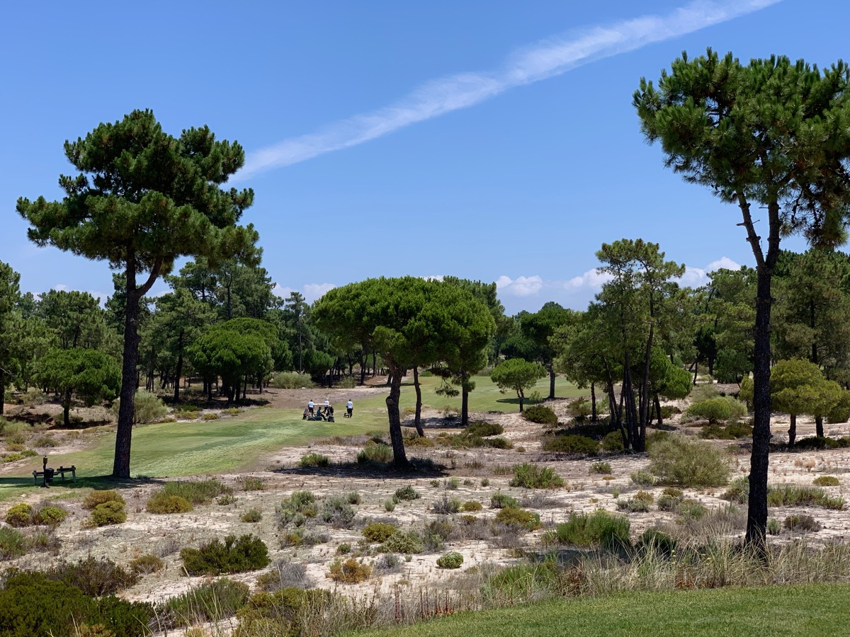 Troia GC- hole 18