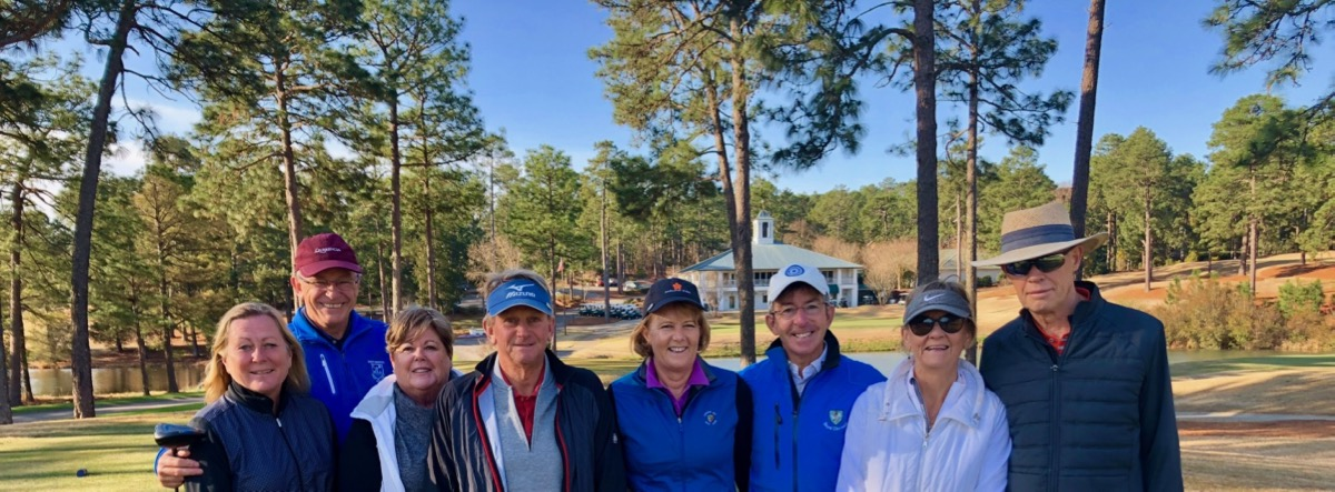 Pinehurst no 7-  group photo
