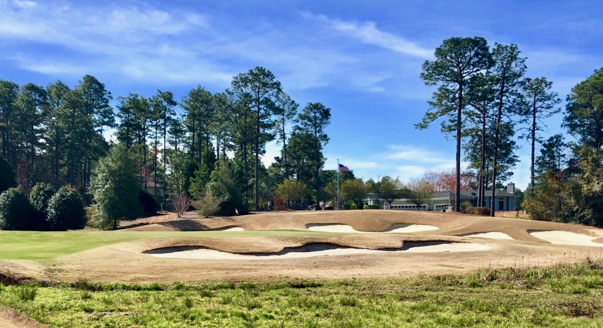 Pinehurst no 7-  hole 7