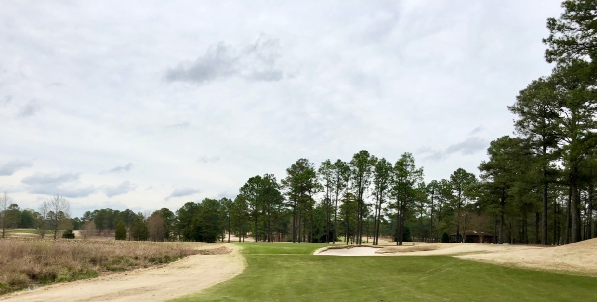 Pinehurst no 8 hole 14