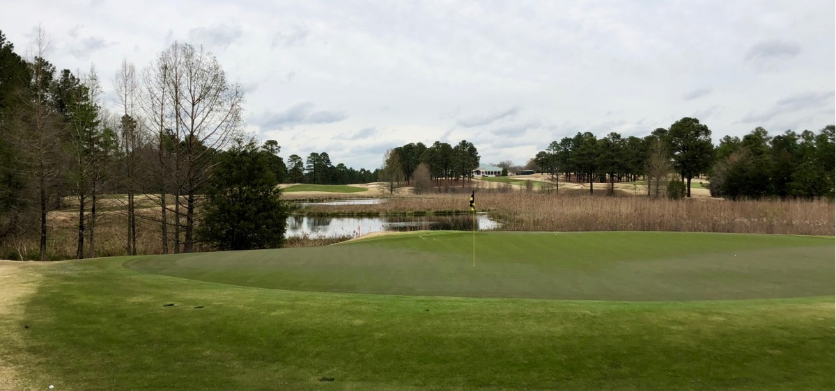 Pinehurst no 8-  hole 15